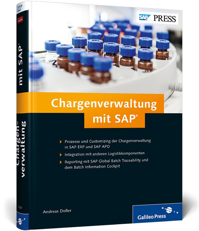 Chargenverwaltung mit SAP als Buch von Andreas ...