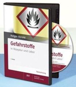 Teamschulung: Gefahrstoffe in Rezeptur und Labor