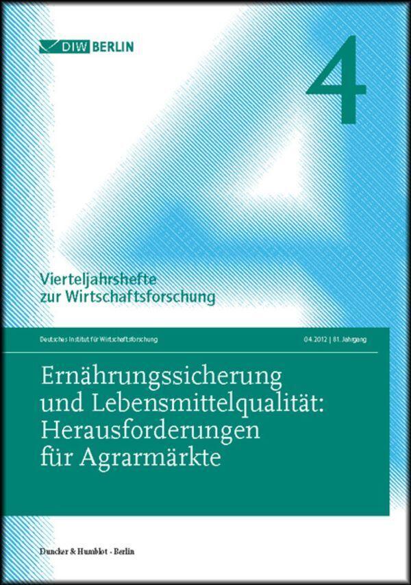 Ernährungssicherung und Lebensmittelqualität: H...