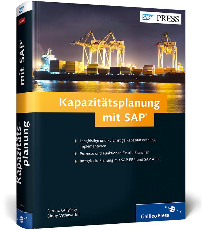 Kapazitätsplanung mit SAP als Buch von Ferenc G...