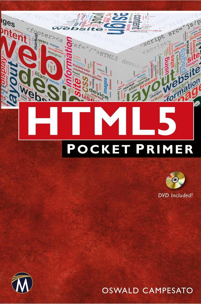 HTML5 als Buch von Oswald Campesato