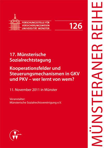 17. Münsterische Sozialrechtstagung als eBook D...