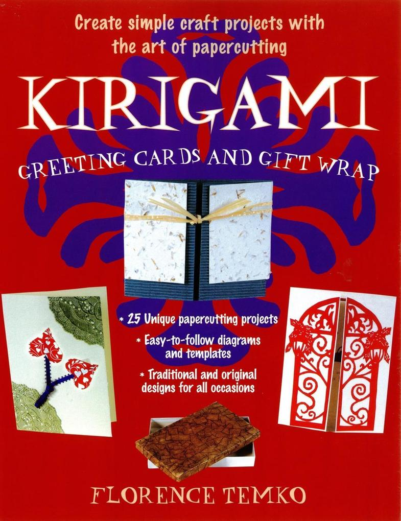 Kirigami Greeting Cards and Gift Wrap als eBook...