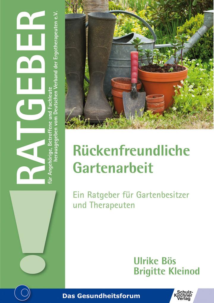 Rückenfreundliche Gartenarbeit als eBook Downlo...