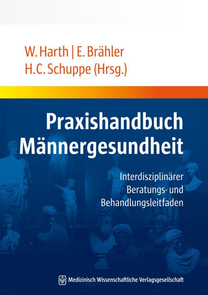 Praxishandbuch Männergesundheit als eBook Downl...