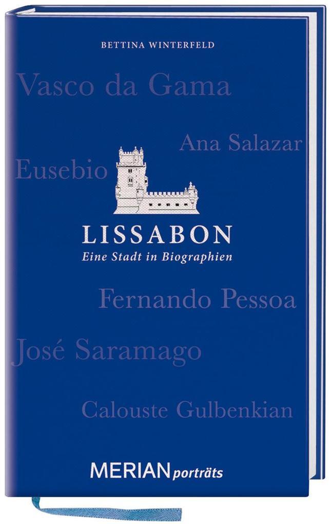 Lissabon. Eine Stadt in Biographien als Buch vo...