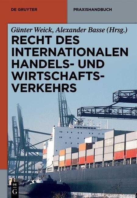 Recht des internationalen Handels- und Wirtscha...