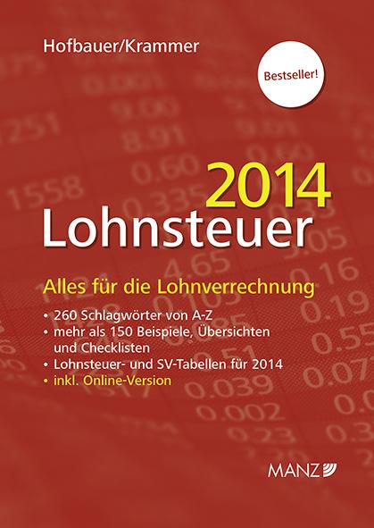 Lohnsteuer 2014