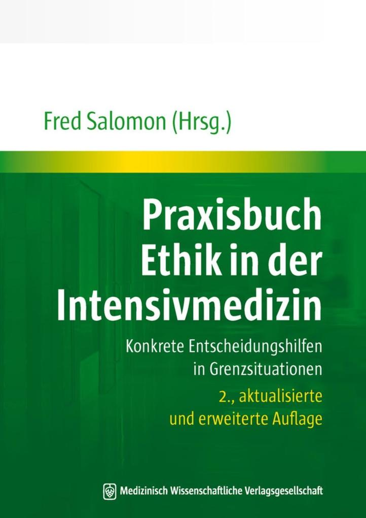 Praxisbuch Ethik in der Intensivmedizin als eBo...