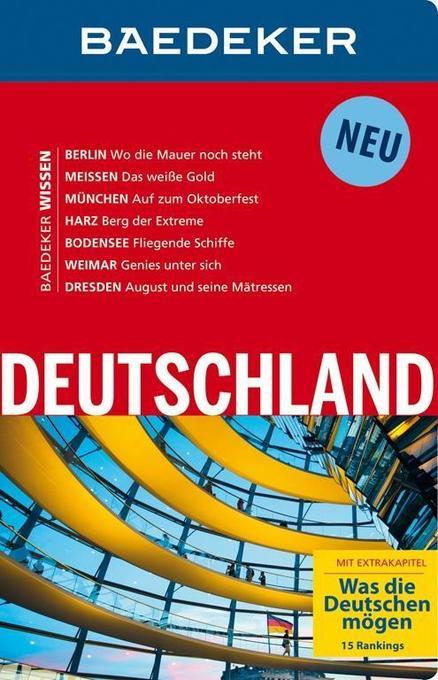 Baedeker Reiseführer Deutschland als Buch von