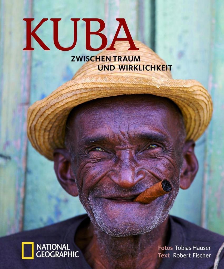 Kuba als Buch von Tobias Hauser, Robert Fischer