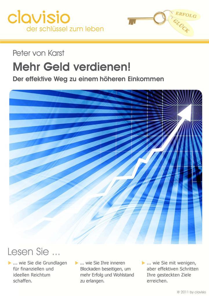 Mehr Geld verdienen! als eBook Download von Con...