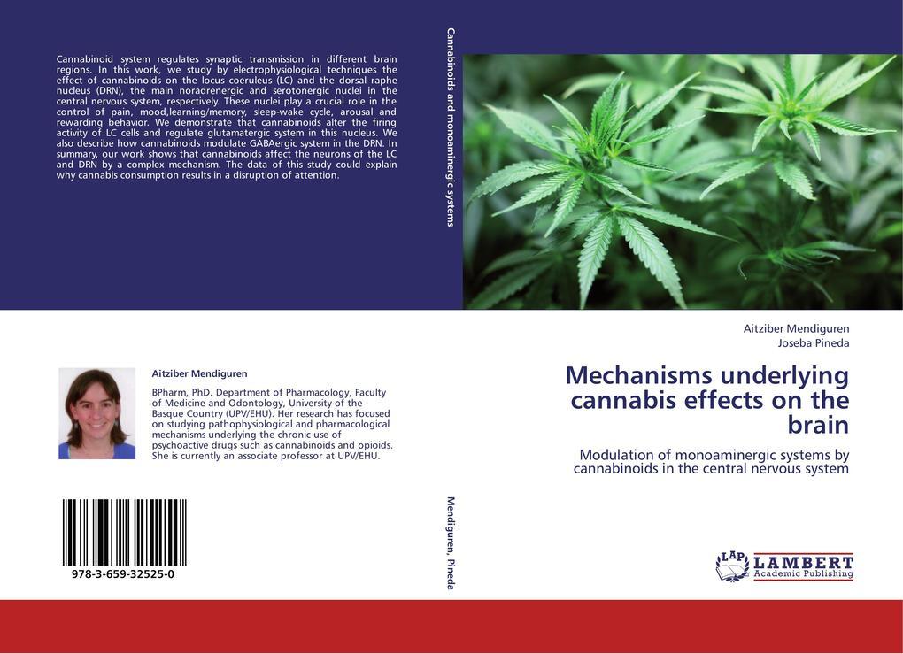 Mechanisms underlying cannabis effects on the b...