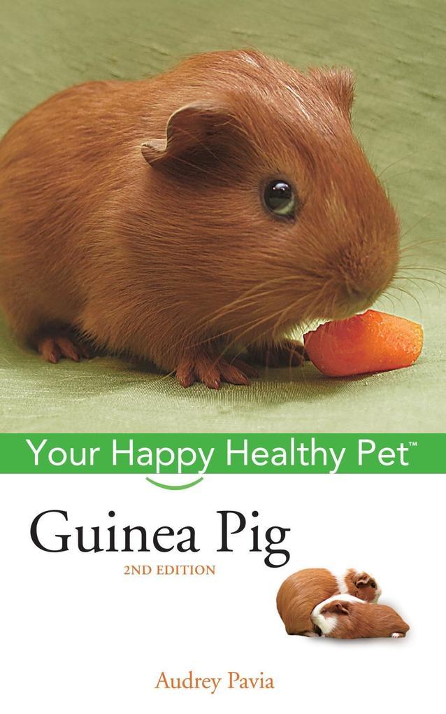 Guinea Pig als eBook Download von Audrey Pavia