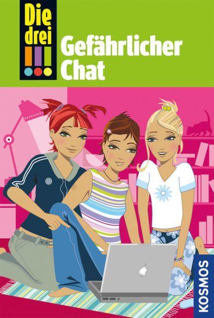 Die drei !!! 03. Gefährlicher Chat (drei Ausruf...