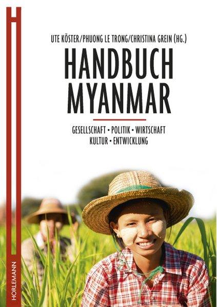 Handbuch Myanmar als Buch von