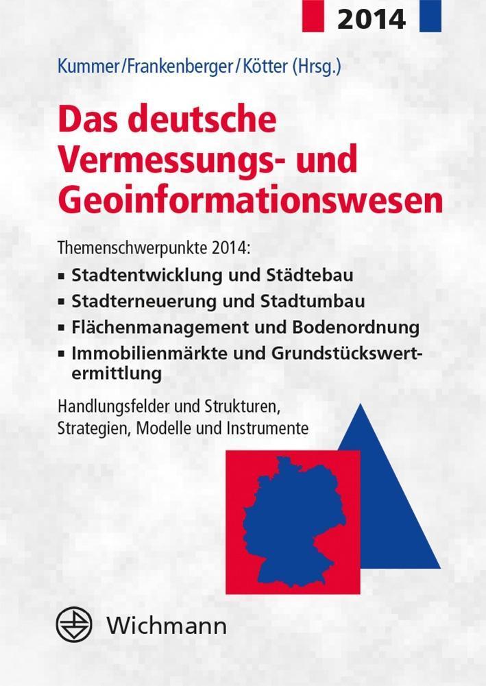 Das deutsche Vermessungs- und Geoinformationswe...