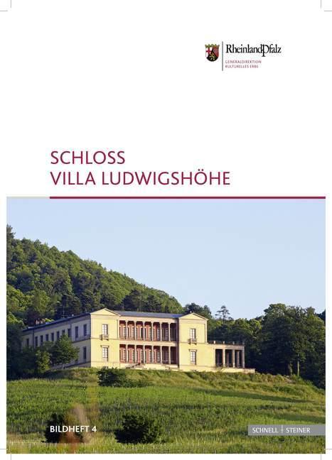 Schloss Villa Ludwigshöhe als Buch von
