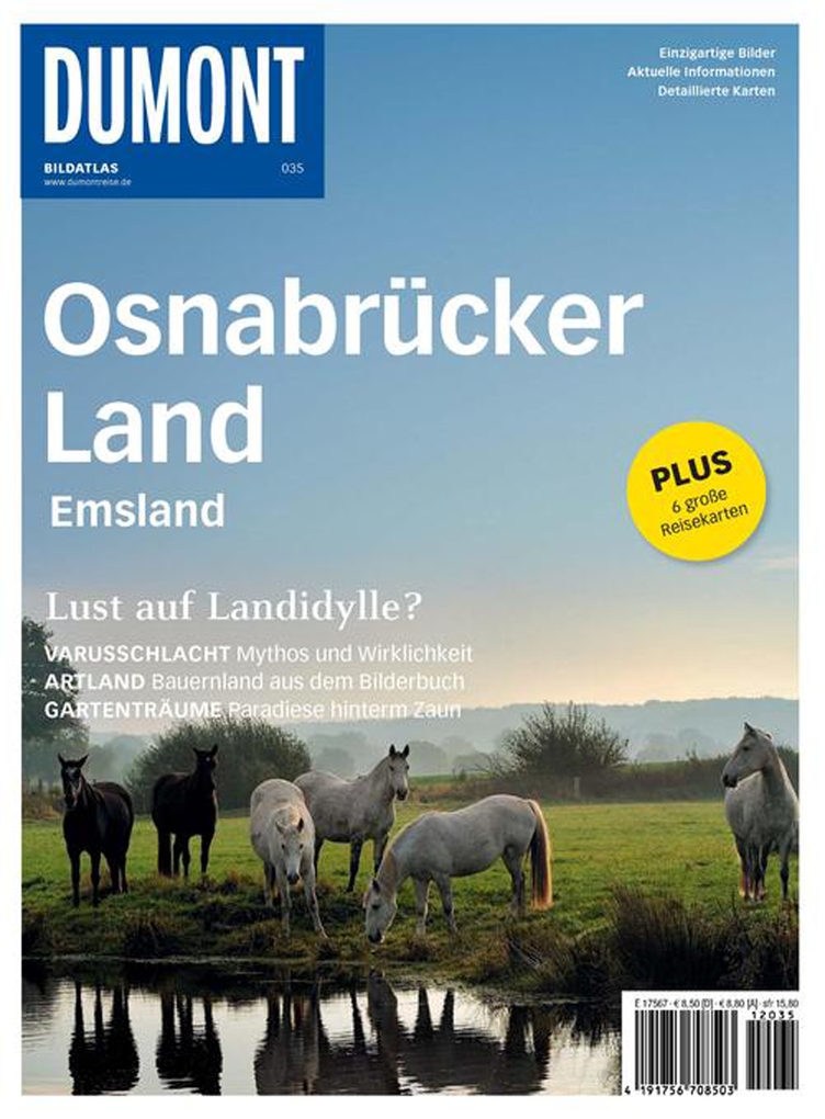 DuMont BILDATLAS Osnabrücker Land als eBook Dow...