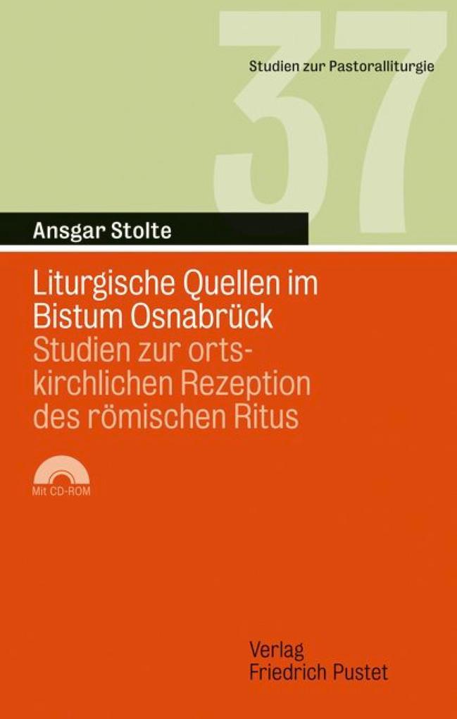 Liturgische Quellen im Bistum Osnabrück als eBo...