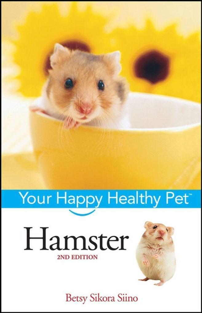 Hamster als eBook Download von Betsy Sikora Siino