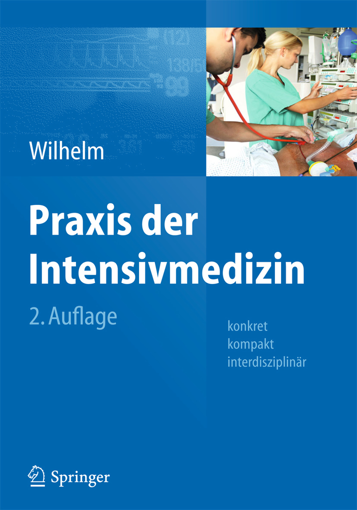 Praxis der Intensivmedizin als eBook Download von