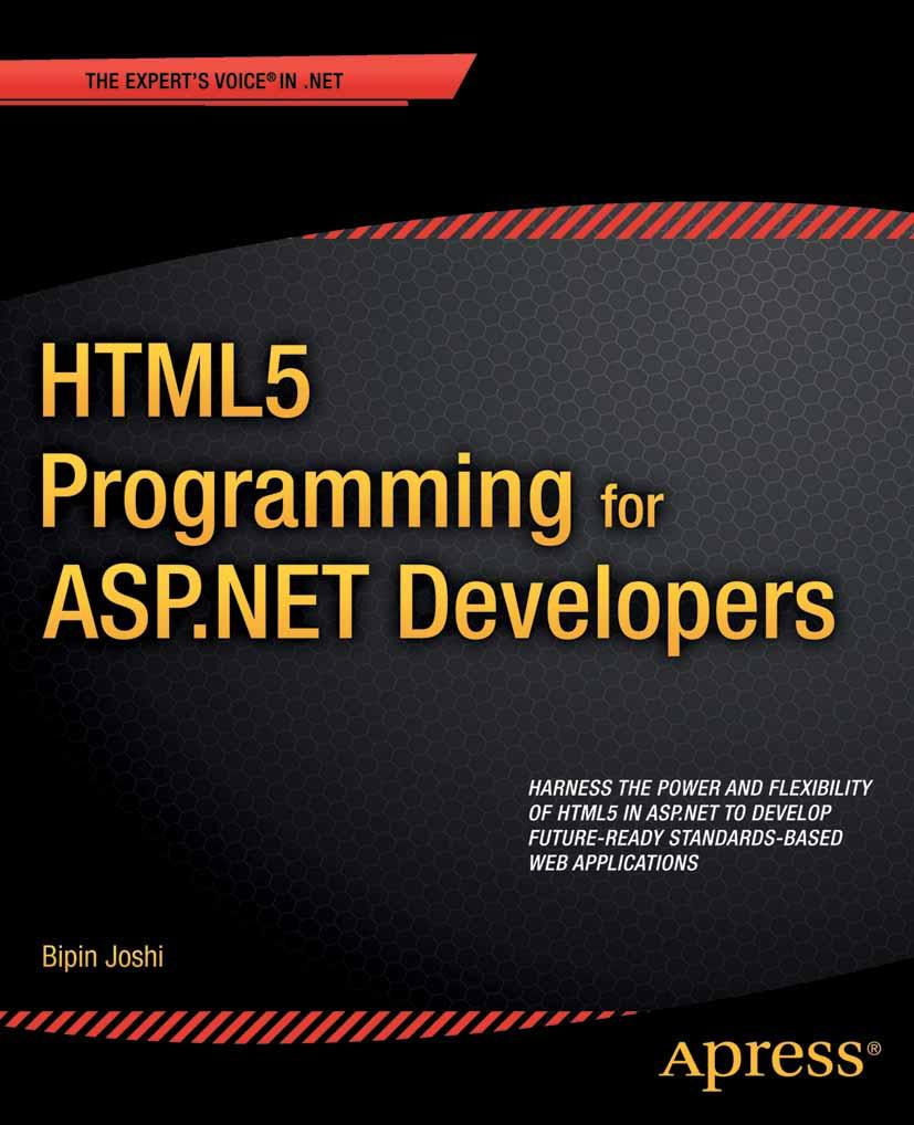 HTML5 Programming for ASP.NET Developers als eB...