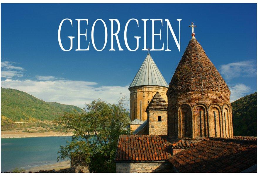 Georgien - Ein kleiner Bildband als Buch von