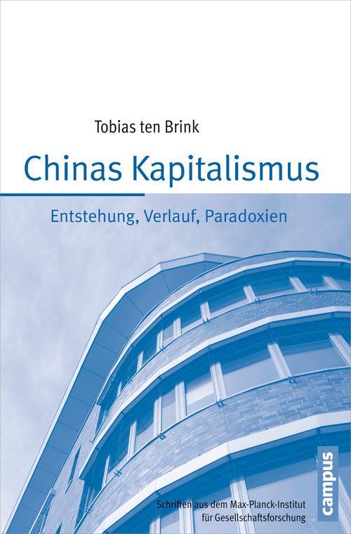 Chinas Kapitalismus als eBook Download von Tobi...