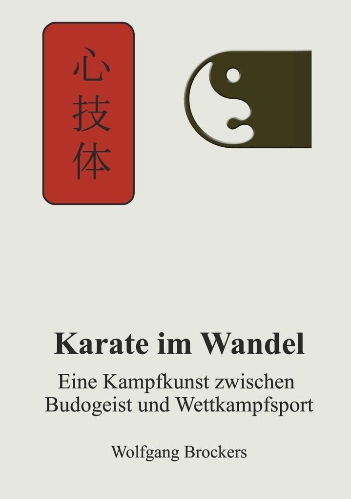 Karate im Wandel als eBook Download von Wolfgan...