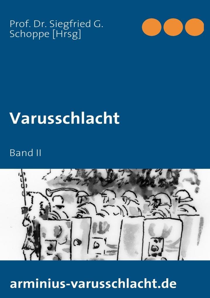 Varusschlacht als eBook Download von
