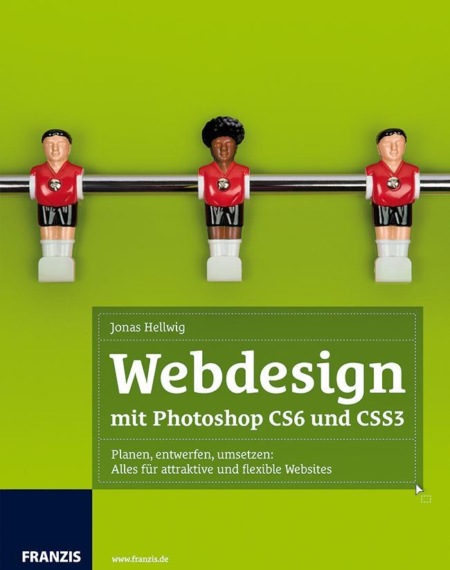 Webdesign mit Photoshop CS6 und CSS3 als eBook ...