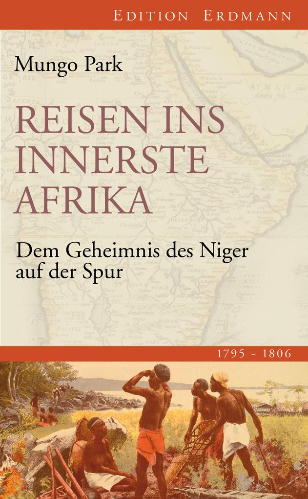 Reisen ins innerste Afrika als eBook Download v...