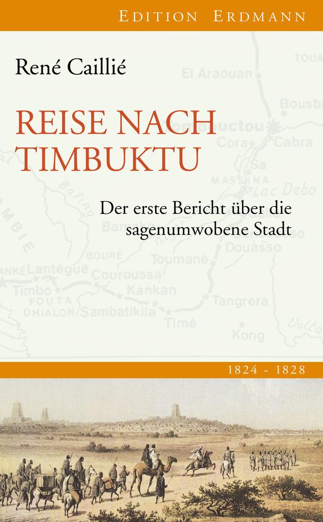 Reise nach Timbuktu als eBook Download von René...