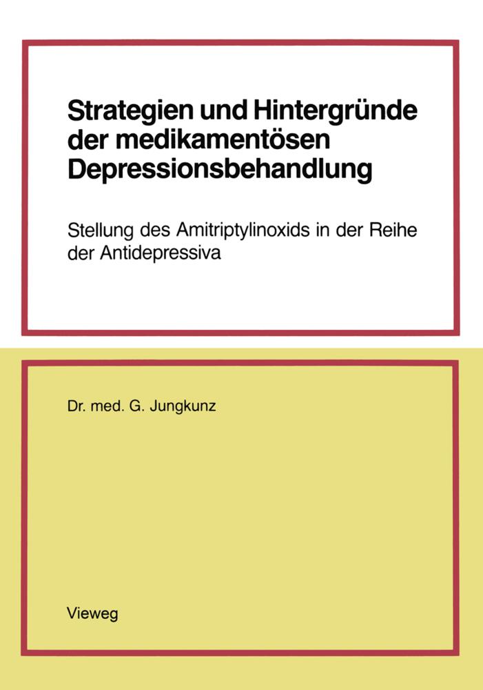 Strategien und Hintergründe der medikamentösen ...