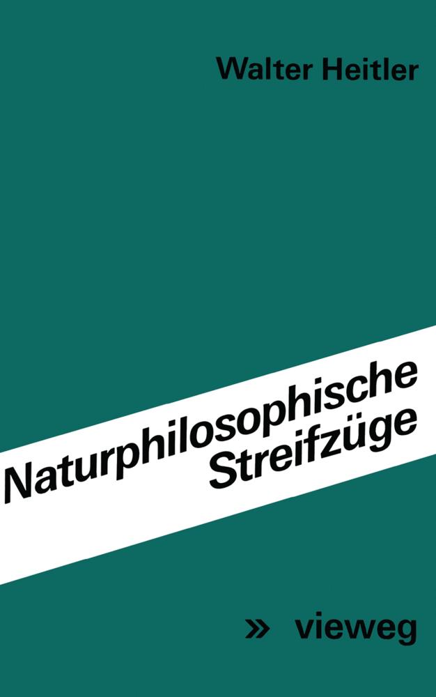 Naturphilosophische Streifzüge