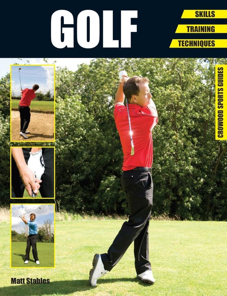 Golf als eBook Download von Matt Stables