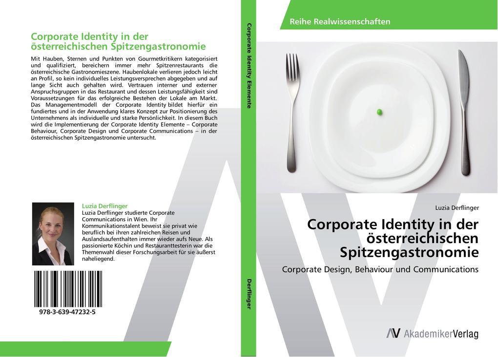 Corporate Identity in der österreichischen Spit...