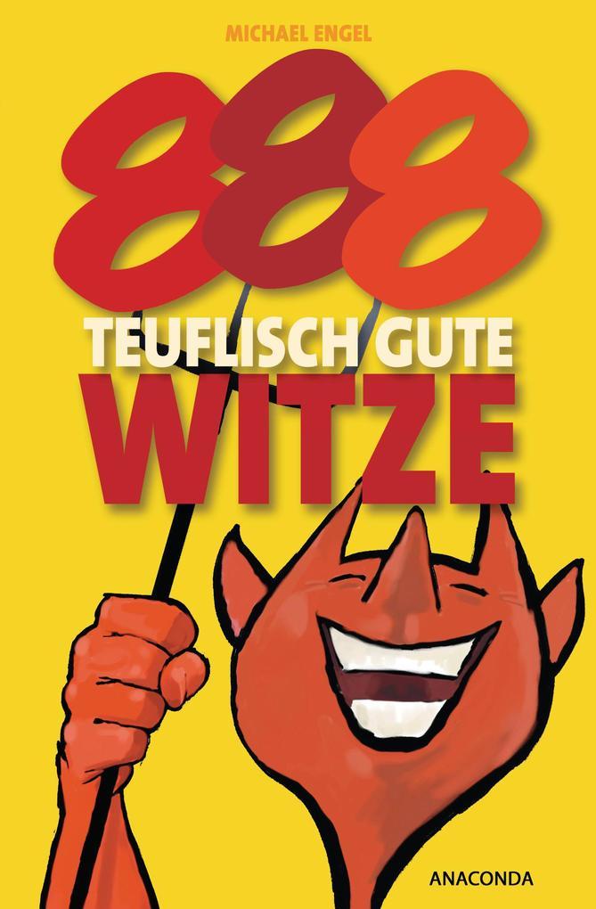 888 teuflisch gute Witze als eBook Download von...