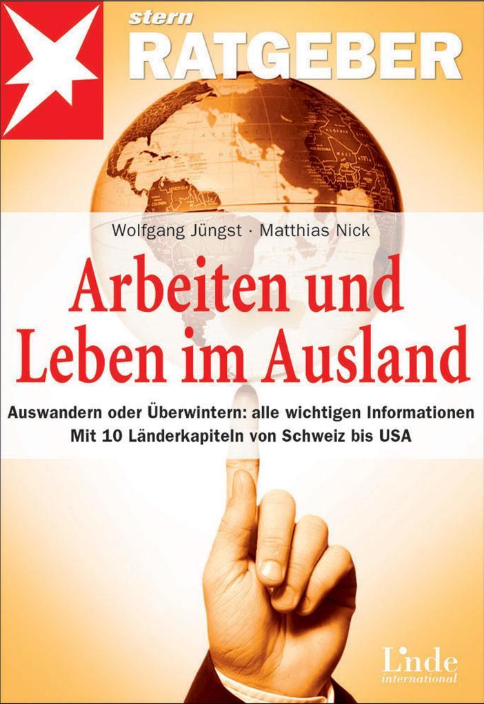 Arbeiten und Leben im Ausland als eBook Downloa...