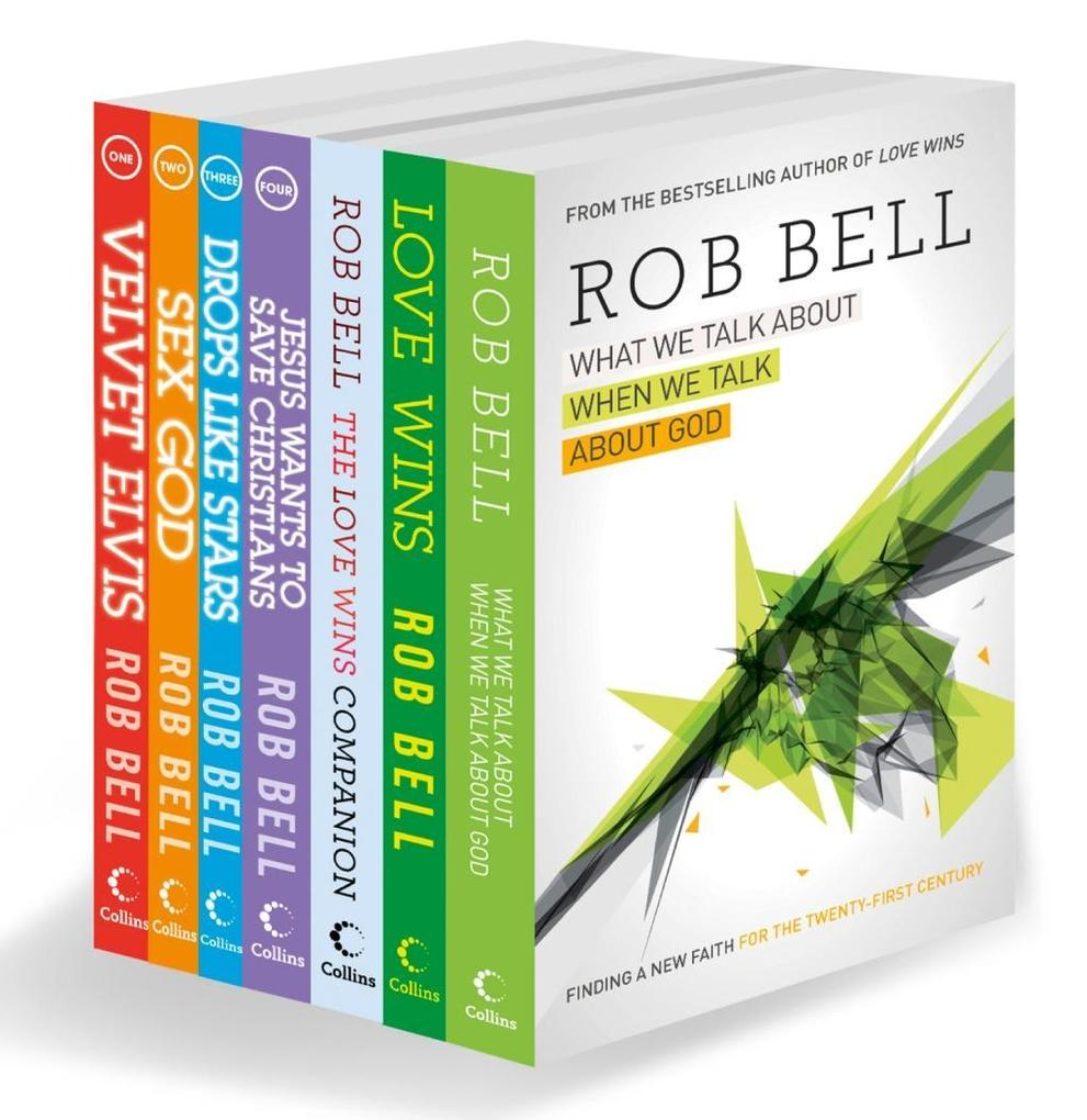 9780007522040 - Rob Bell: The Complete Rob Bell: His Seven Bestselling Books, All in One Place als eBook Download von Rob Bell - Buch