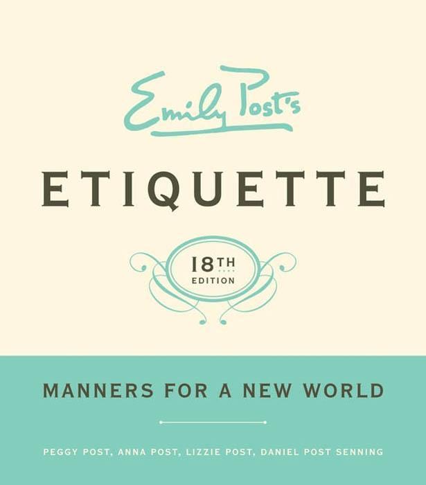 Emily Post´s Etiquette, 18 als eBook Download v...
