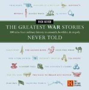 The Greatest War Stories Never Told als eBook D...