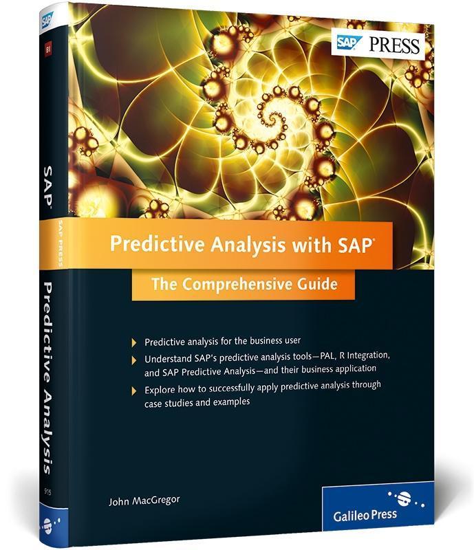 Predictive Analysis with SAP als Buch von John ...