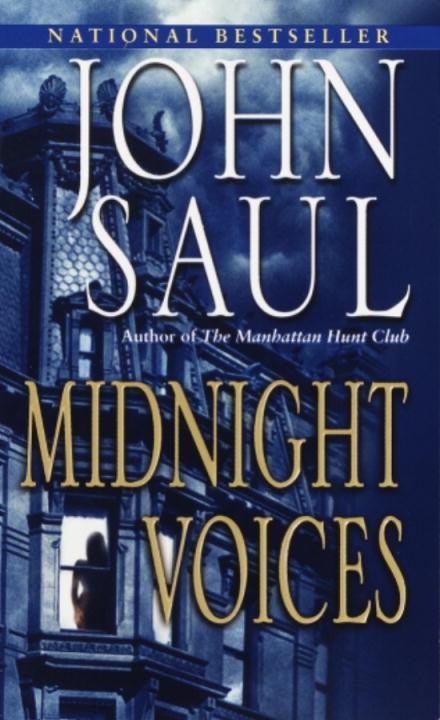 Midnight Voices als eBook Download von John Saul