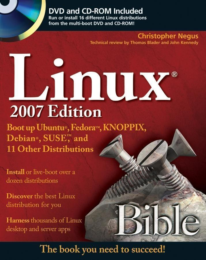 Linux Bible als eBook Download von Christopher ...