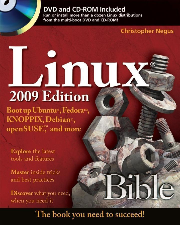 Linux Bible 2009 Edition als eBook Download von...