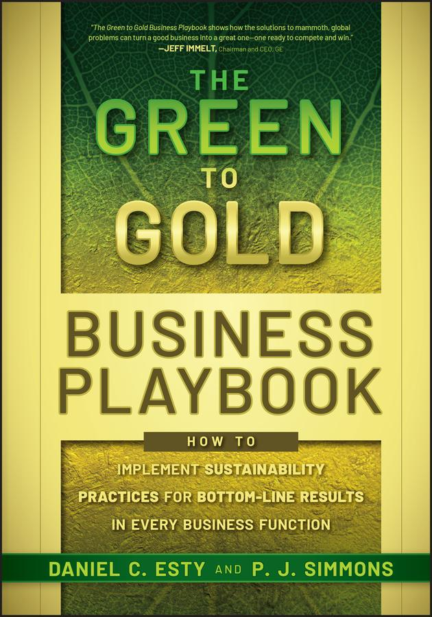 The Green to Gold Business Playbook als eBook D...