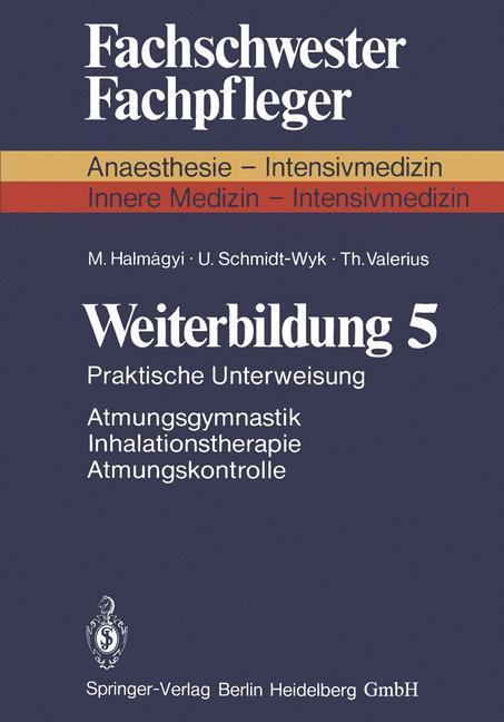 Weiterbildung 5 als Buch von M. Halmagyi, U. Sc...