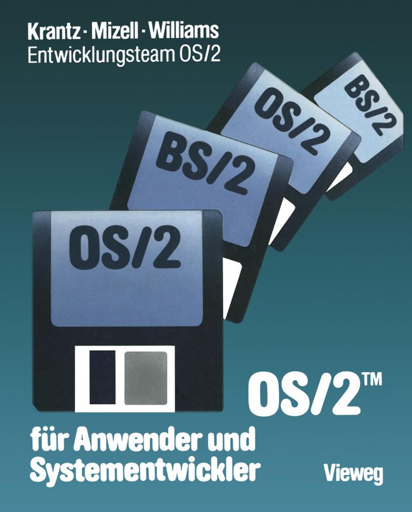 OS/2 für Anwender und Systementwickler als Buch...